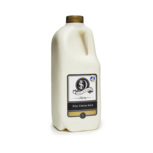 Local Food Market Co © 2019 St David Full Cream 2l Milk
