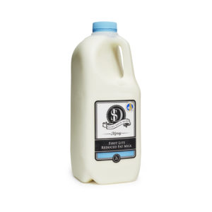 Local Food Market Co © 2019 St David Lite Cream 2l Milk