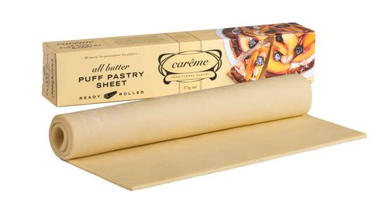 careme butter puff pastry1639