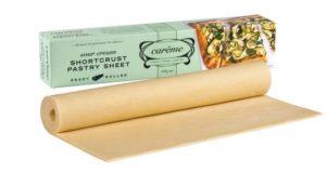 careme shortcrust pastry – sour cream 1638