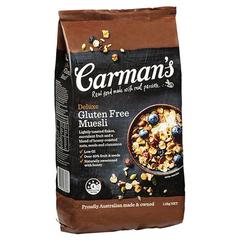 carmans deluxe gluten free