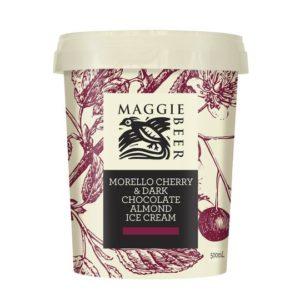 maggie beer tub ice cream – salted honey almond 1810
