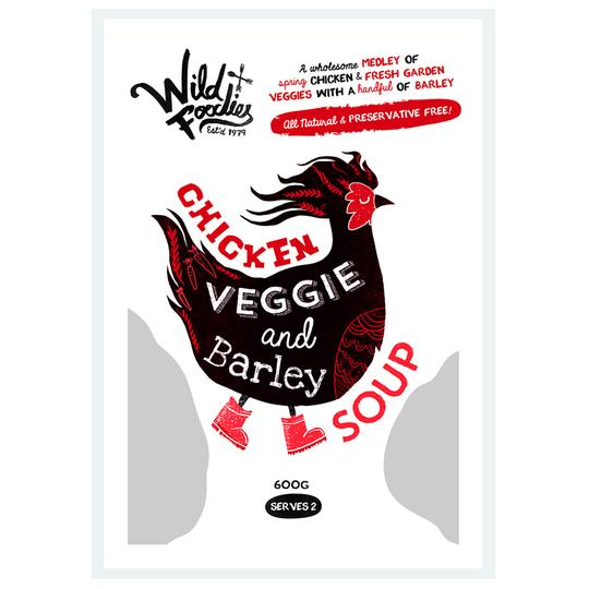wild foodies veggie & barley soup1451