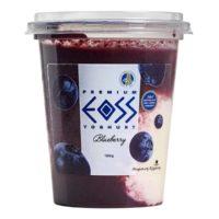 blueberry yoghurt 190g