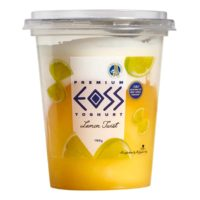 lemon twist yoghurt 190g