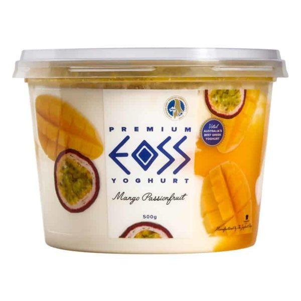 mango passionfruit yoghurt 500g