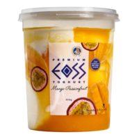 mango passionfruit yoghurt 900g