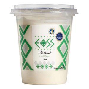 natural yoghurt 190g