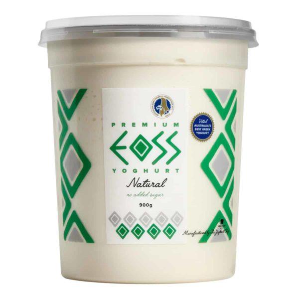 natural yoghurt 900g