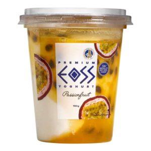 passionfruit yoghurt 190g