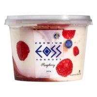 raspberry yoghurt 500g